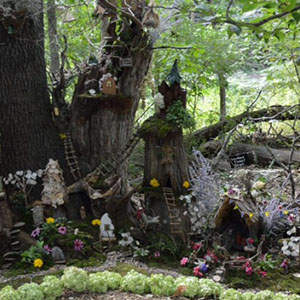 Mission Oaks Gardens Fairy Garden 11