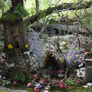 Mission Oaks Gardens Fairy Garden 15