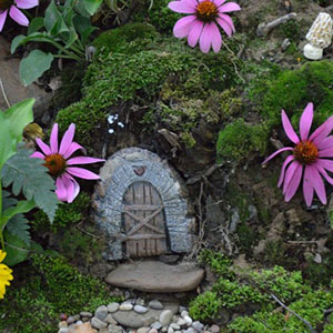 Mission Oaks Gardens Fairy Garden 16