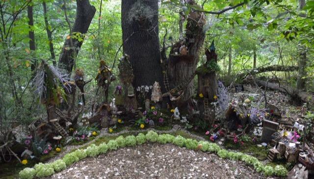 Mission Oaks Gardens Fairy Garden 2