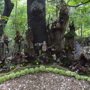 Mission Oaks Gardens Fairy Garden 2
