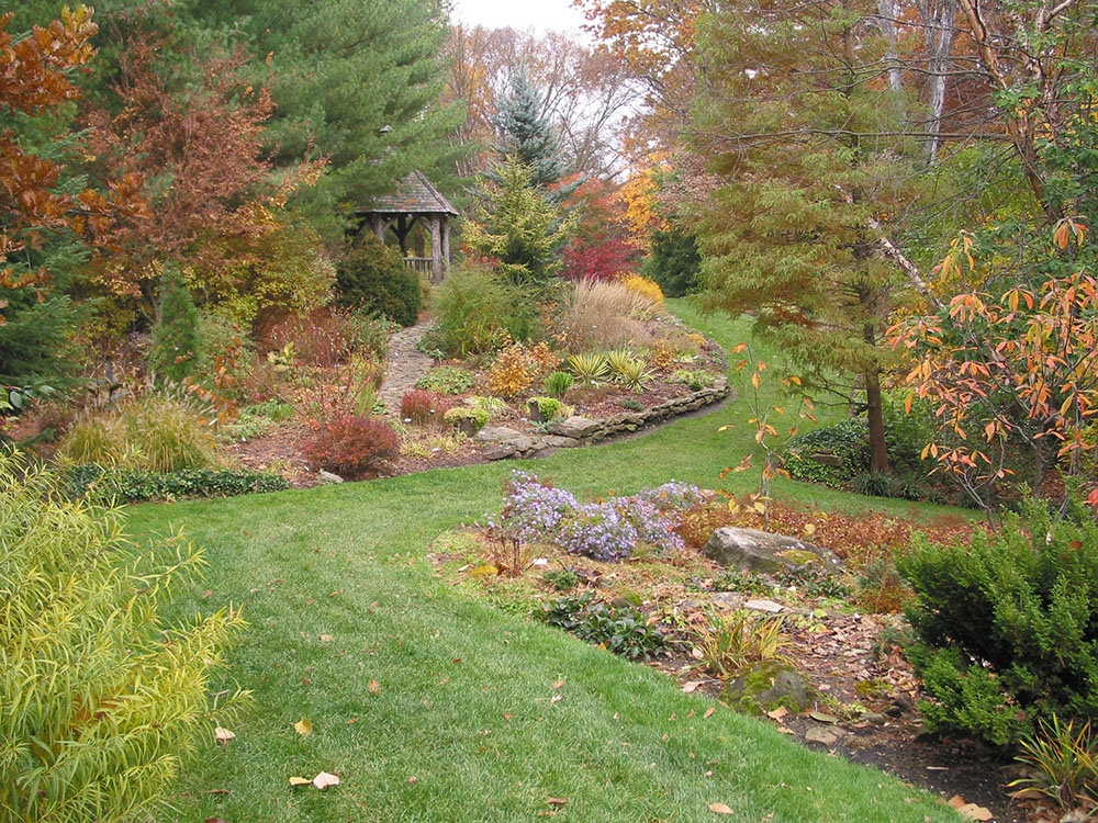 mission oaks gardens  perennial garden  zanesville, ohio, Beautiful flower